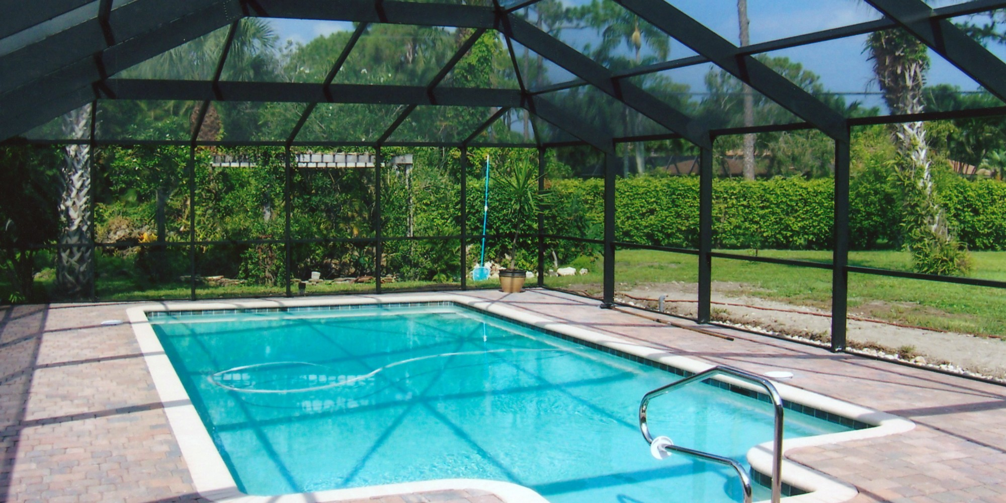 Seven star pools swimming pool renovations fort myers for Swimming pool renovations